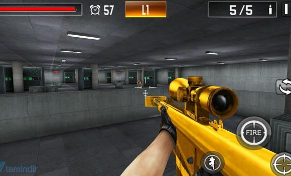 Shoot War: Professional Striker Ekran Görüntüleri - 3