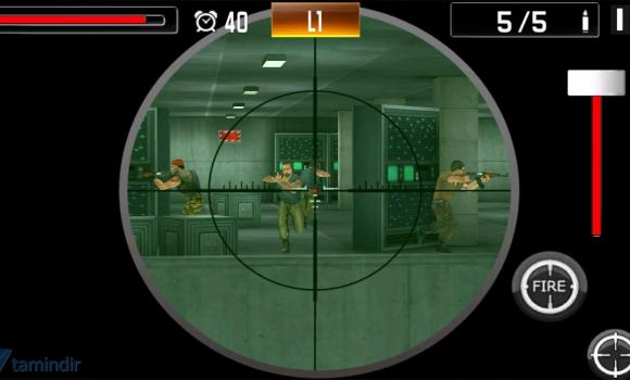 Shoot War: Professional Striker Ekran Görüntüleri - 1