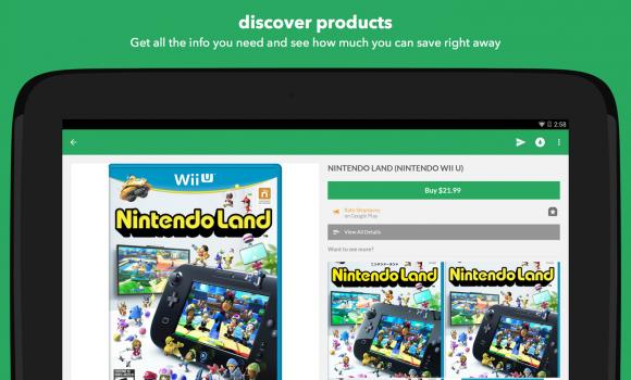 ShopSavvy Barcode Scanner Ekran Görüntüleri - 4