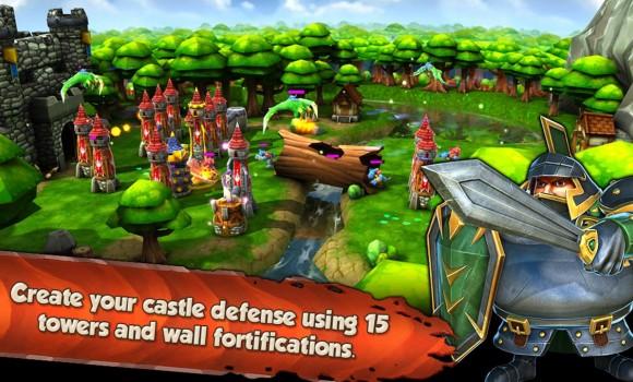 Siegecraft Defender Zero Ekran Görüntüleri - 4