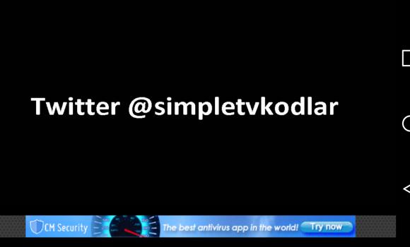 Simple TV Android Ekran Görüntüleri - 1