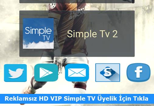 Simple TV Android Ekran Görüntüleri - 3
