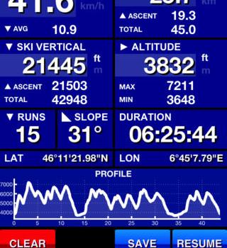 Ski Tracks Ekran Görüntüleri - 4