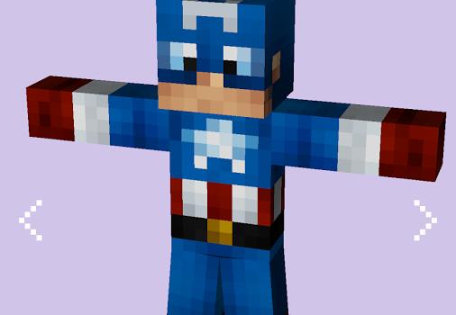 Skins for Minecraft Ekran Görüntüleri - 3