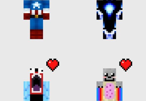 Skins for Minecraft Ekran Görüntüleri - 1