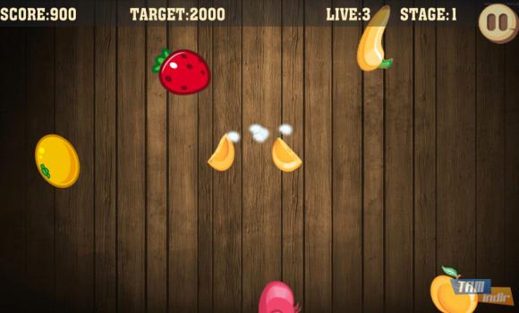 Slice And Cut Fruit Ekran Görüntüleri - 4