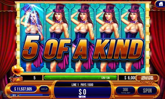 Slots - Feeling Lucky Casino Ekran Görüntüleri - 3