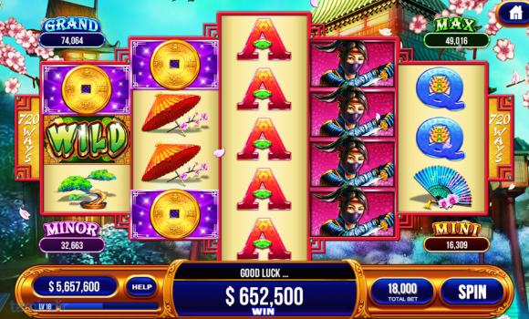 Slots - Feeling Lucky Casino Ekran Görüntüleri - 2