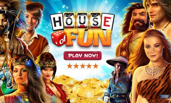 Slots - House of Fun Ekran Görüntüleri - 5