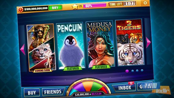 Slots - House of Fun Ekran Görüntüleri - 4