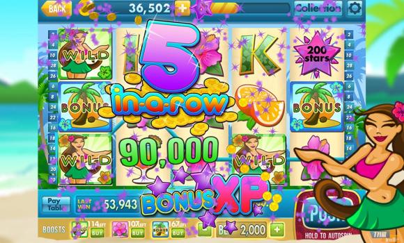 Slots Vacation Ekran Görüntüleri - 3