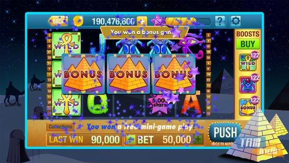Slots Vacation Ekran Görüntüleri - 1