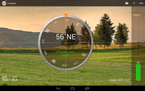 Smart Compass Ekran Görüntüleri - 4