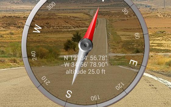 Smart Compass Ekran Görüntüleri - 3