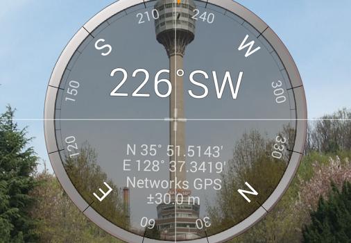 Smart Compass Ekran Görüntüleri - 2