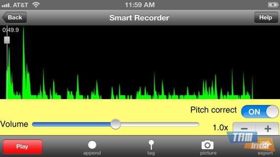 Smart Recorder Ekran Görüntüleri - 4