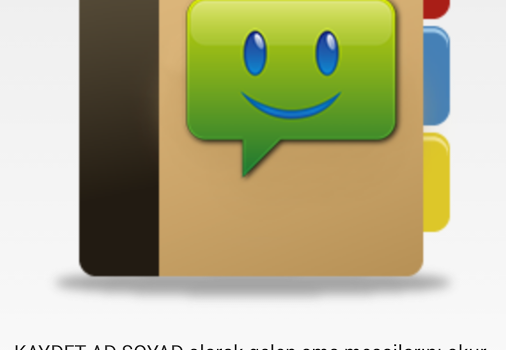 Sms Contact Kaydet Ekran Görüntüleri - 5