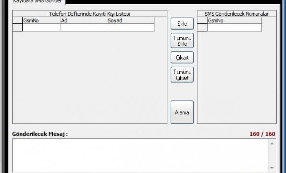 SMSClient Ekran Görüntüleri - 5