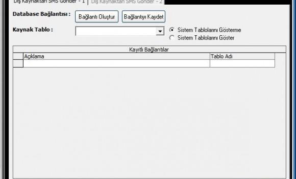 SMSClient Ekran Görüntüleri - 3