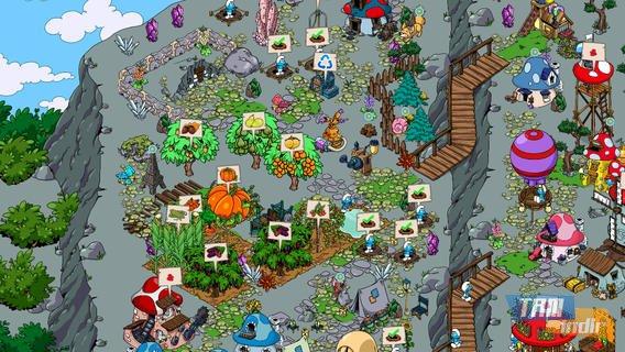 Smurfs' Village Ekran Görüntüleri - 2
