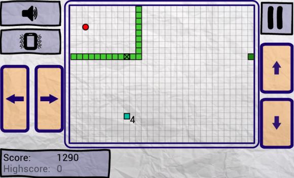 Snake Game Ekran Görüntüleri - 1