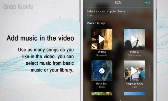 SnapMovie Ekran Görüntüleri - 2