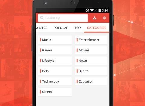SnapTube Ekran Görüntüleri - 4