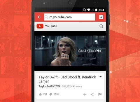 SnapTube Ekran Görüntüleri - 3
