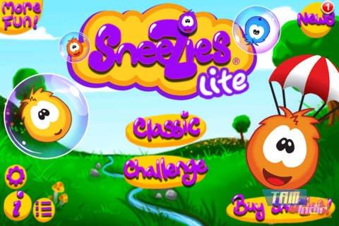Sneezies Lite Ekran Görüntüleri - 1