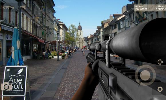 Sniper Camera Gun 3D Ekran Görüntüleri - 4