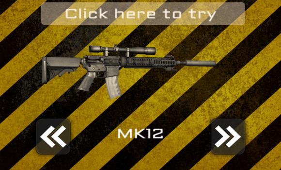 Sniper Camera Gun 3D Ekran Görüntüleri - 3
