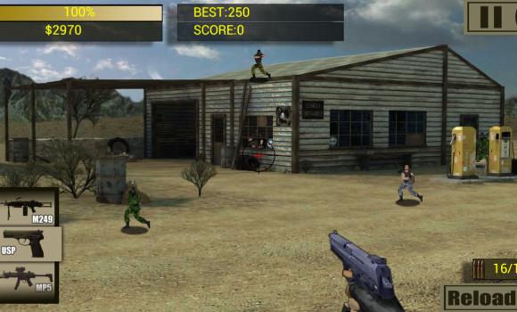 Sniper Counterfire Ekran Görüntüleri - 4