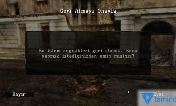 Sniper Elite Türkçe Yama Ekran Görüntüleri - 5