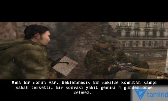 Sniper Elite Türkçe Yama Ekran Görüntüleri - 4