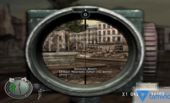 Sniper Elite Türkçe Yama Ekran Görüntüleri - 3