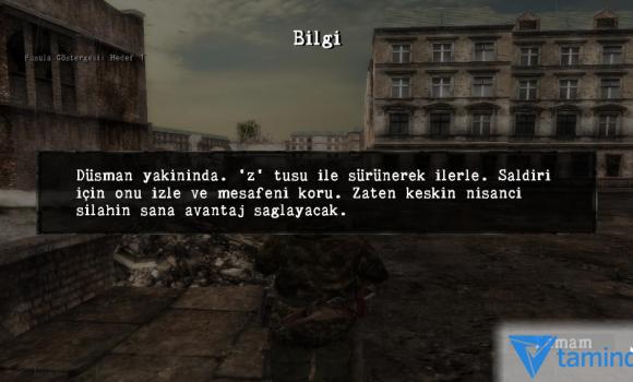 Sniper Elite Türkçe Yama Ekran Görüntüleri - 2