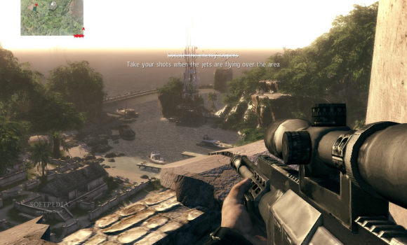 Sniper Ghost Warrior Türkçe Yama Ekran Görüntüleri - 2