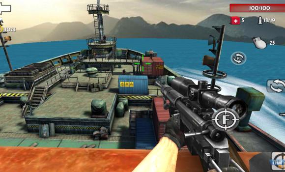 Sniper Killer 3D Ekran Görüntüleri - 3