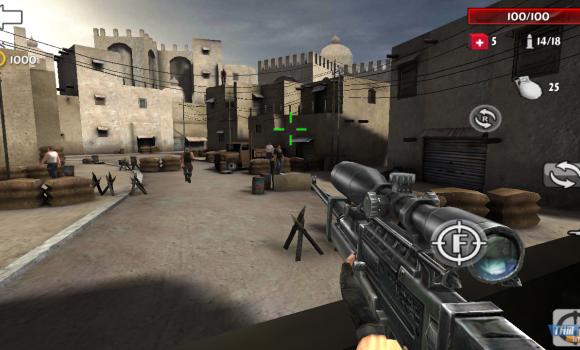 Sniper Killer 3D Ekran Görüntüleri - 1