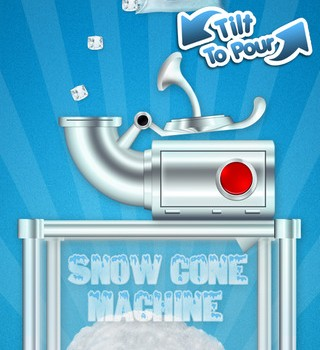 Snow Cone Maker Ekran Görüntüleri - 2