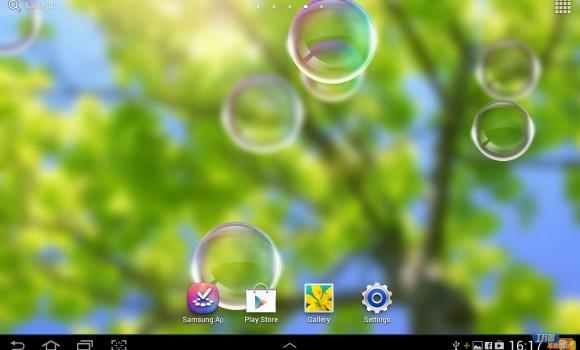 Soap Bubbles Live Wallpaper Ekran Görüntüleri - 6