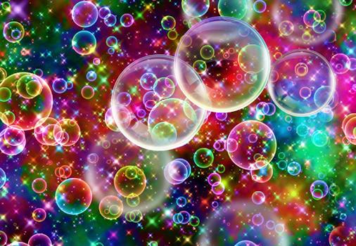 Soap Bubbles Live Wallpaper Ekran Görüntüleri - 3