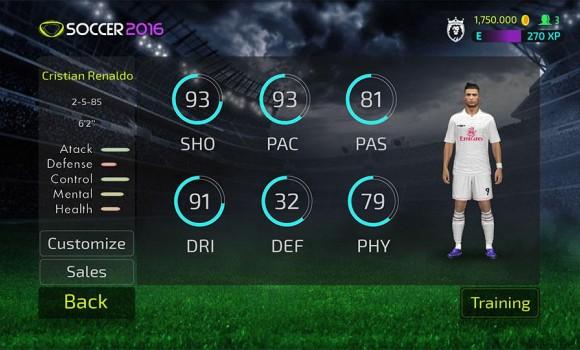 Soccer 2016 Ekran Görüntüleri - 3