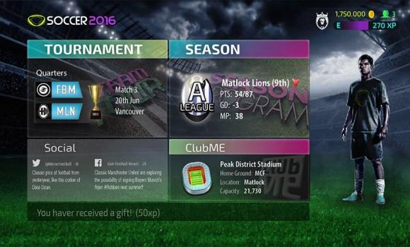 Soccer 2016 Ekran Görüntüleri - 2