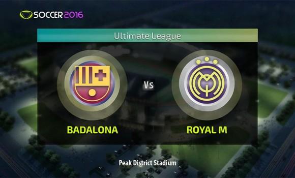 Soccer 2016 Ekran Görüntüleri - 1