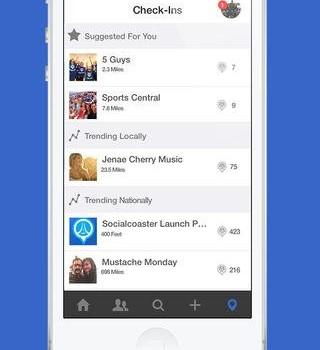 SocialCoaster Ekran Görüntüleri - 1
