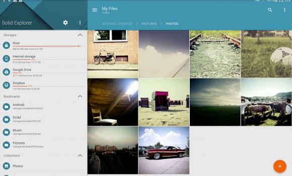 Solid Explorer File Manager Ekran Görüntüleri - 3