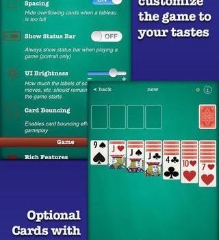 Solitaire For iOS Ekran Görüntüleri - 2