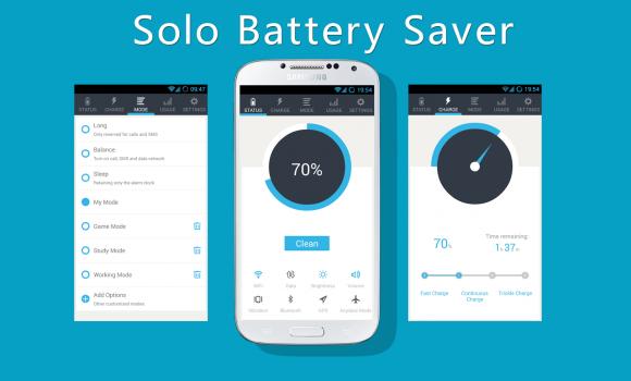 Solo Battery Saver Ekran Görüntüleri - 2
