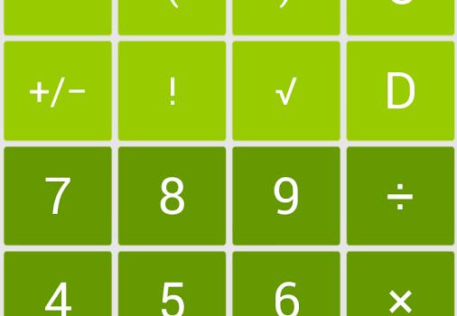 Solo Scientific Calculator Ekran Görüntüleri - 5